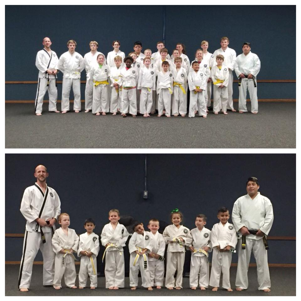 Children's Taekwondo Classes