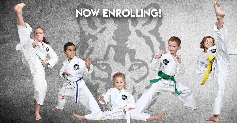 Now Enrolling New Students- Wolf Pack Martial Arts